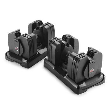 Paire d'haltères réglables SelectTech Bowflex 560