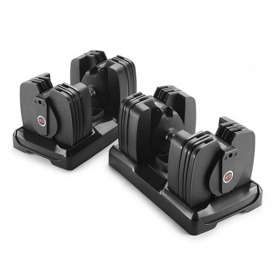 Haltères réglables SelectTech® Bowflex® 560i