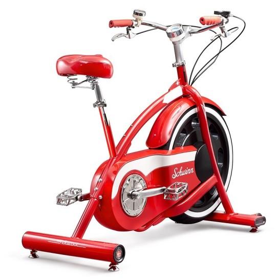 Vélo d'appartement style ancien Classic Cruiser Schwinn