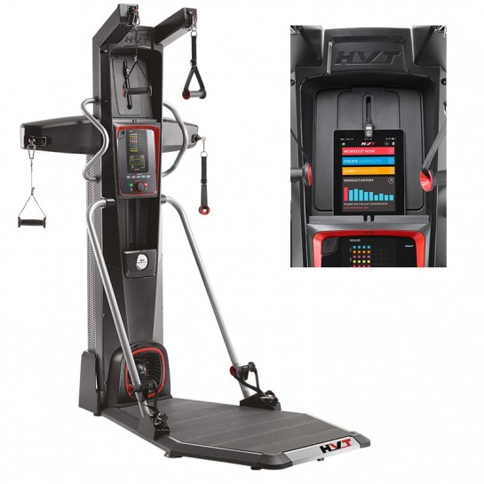 Hybrid Velocity Training HVT Bowflex